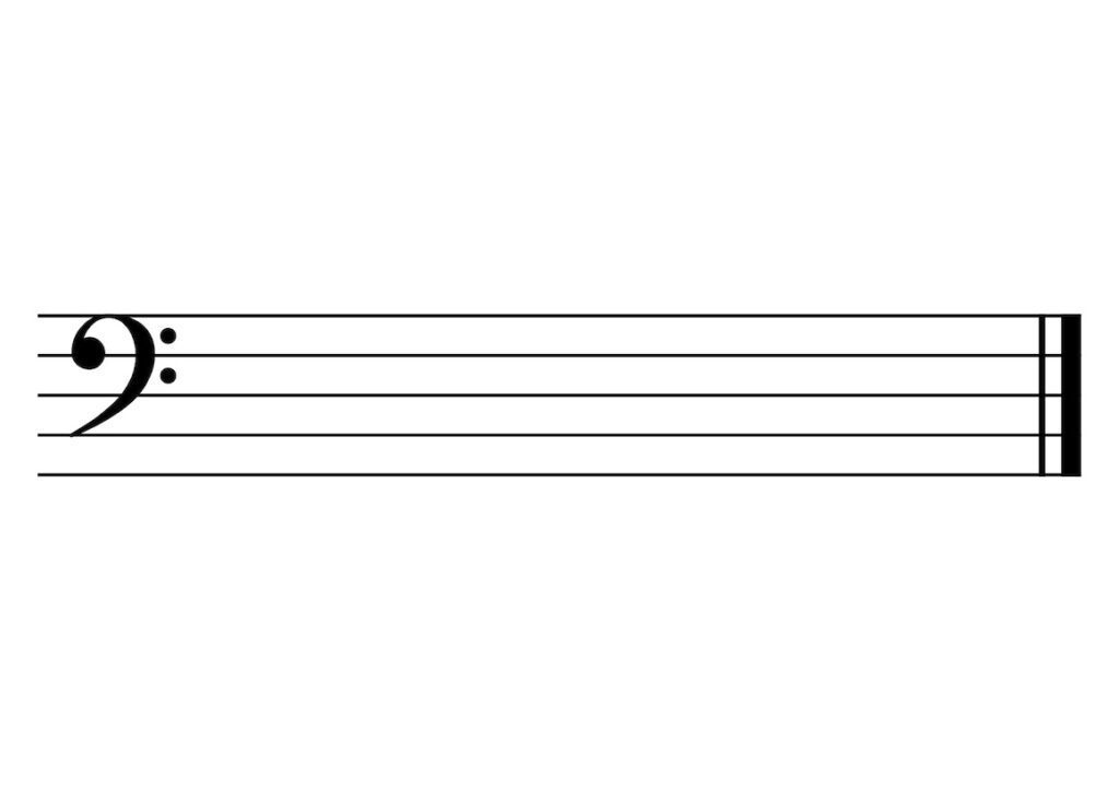 F Clef Reading Notes